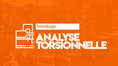 ACTUALITES | Analyse torsionnelle